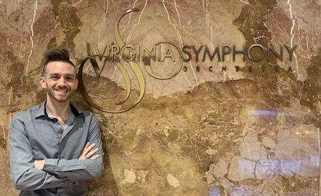 Alumnus Begins New Role at Virginia Symphony