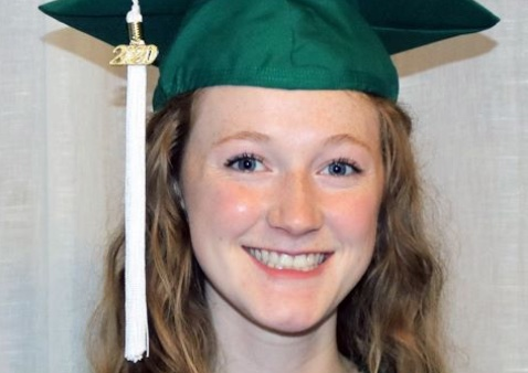 English Major and Citizen Scholar to Graduate with Perfect 4.0 GPA