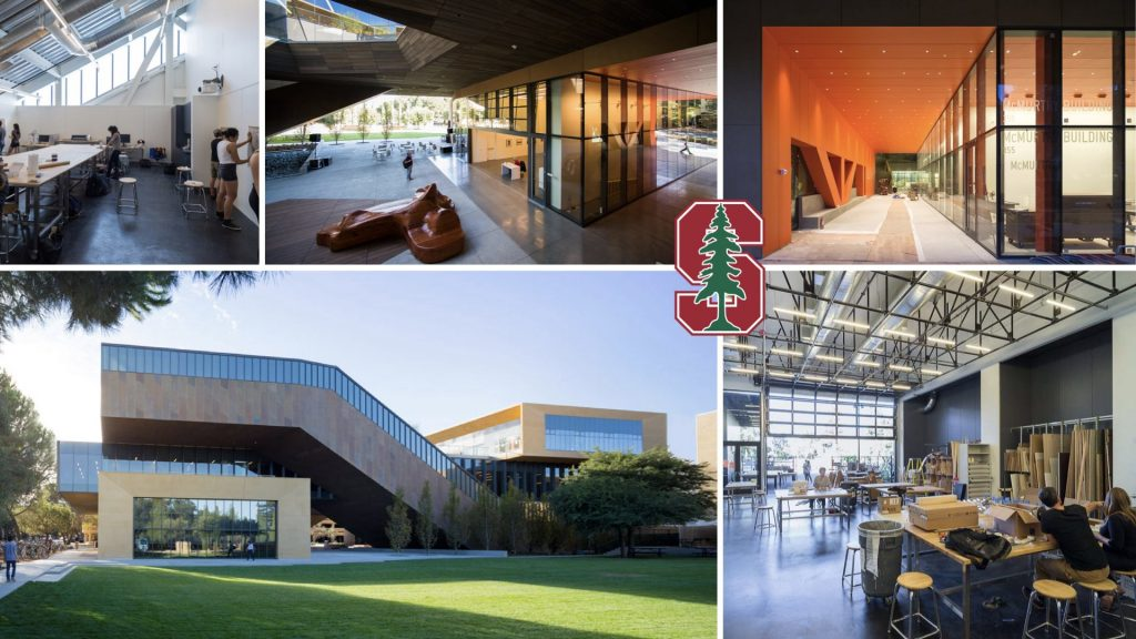 Collage of Stanford University