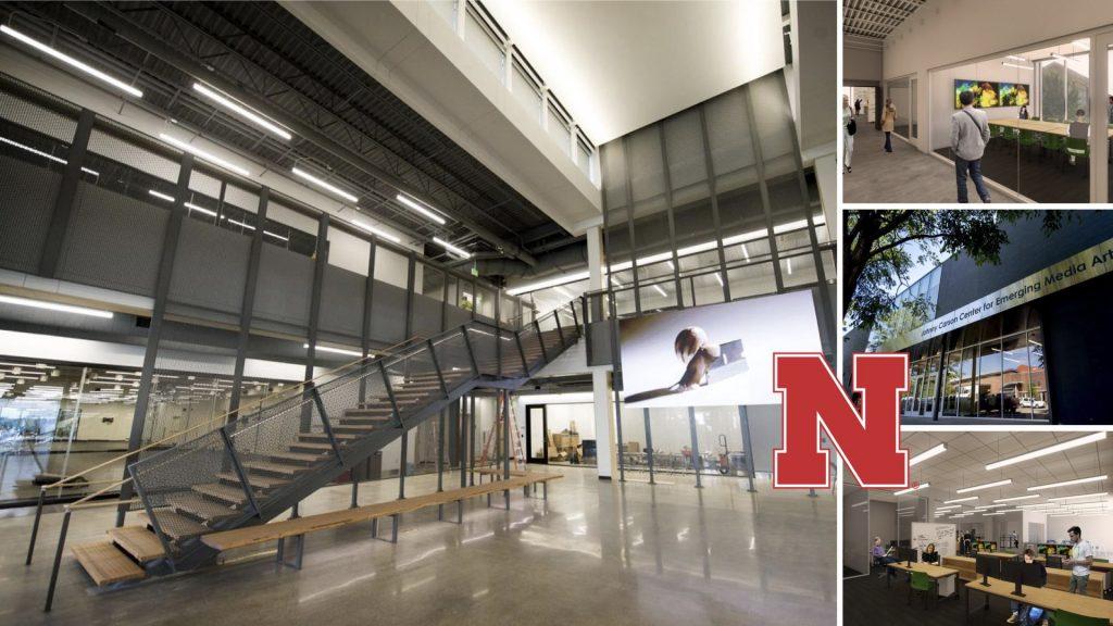 Collage of the University of Nebraska