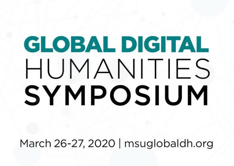 Global Digital Humanities Symposium Moves to All-Virtual Setting
