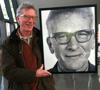 Peter Glendinning Awarded ASMP Award