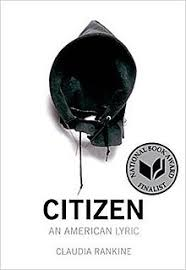 book cover of the Citizen by Claudia Rankine