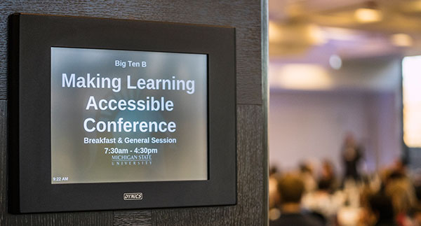 Leading the Way in Accessible Learning