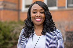 Early Career Award Honors Baker-Bell for Language and Literacy Work with Black Youth