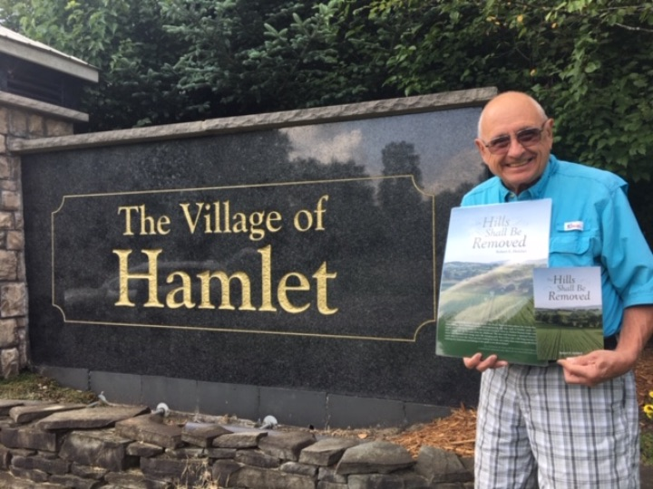 Alumnus Awarded for His Outdoor Travel Writing and Books