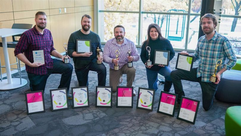 MSU College of Arts & Letters Marketing Team Wins 10 National Awards