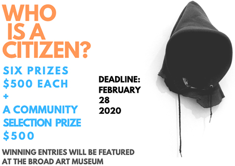 'Who Is a Citizen' Contest to Award Seven $500 Prizes