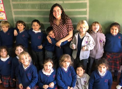 Citizen Scholar Interns in Argentina