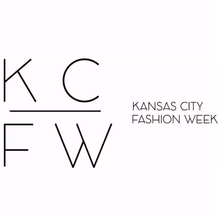 Kansas City Fashion Week written in black on a white background