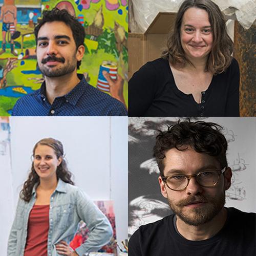 MFA Online Exhibition Showcases Artwork of 2020 Graduating Class