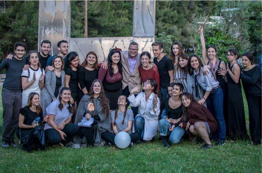 Producing Work Abroad Through Fulbright Fellowship