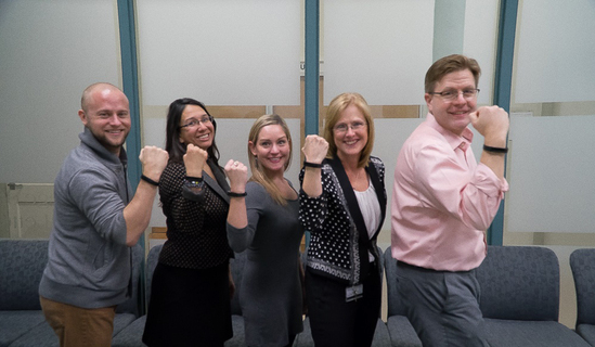 CAL Faculty and Staff Win MSU Physical Activity Challenge