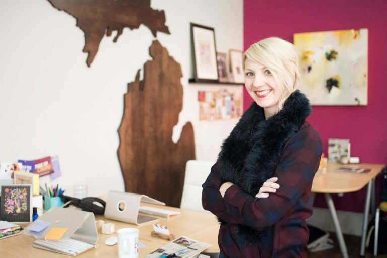 Alumna's Journey to Building Successful Career and Award-Winning Agency