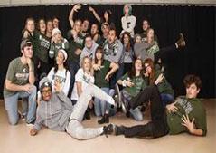 Theatre Students to Improvise for Freshman Showcase