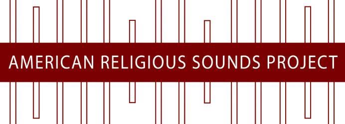 logo for American religious sounds project