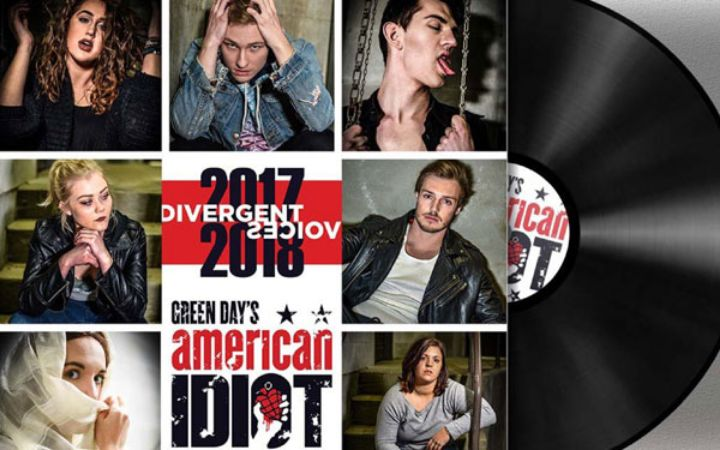 Department of Theatre Presents 'American Idiot' as Final Show of the Season