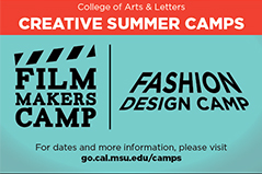 Creative Summer Camps Open for Registration