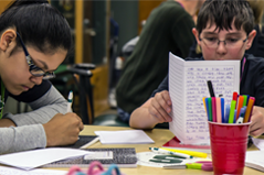 Engaging Lansing Public Schools' Students BEYOND Insights into Creativity, Global Culture, and Arts & Humanities