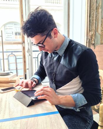 Paris Fashion Week Internship Exposes Student to Fashion