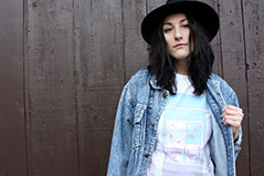 Student Designs Urban Outfitters Graphic T-Shirt
