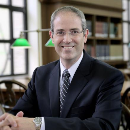 Christopher P. Long Recommended as Dean of the College of Arts & Letters