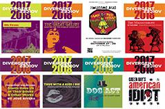 Divergent Voices Theme of 2017-2018 Department of Theatre Season