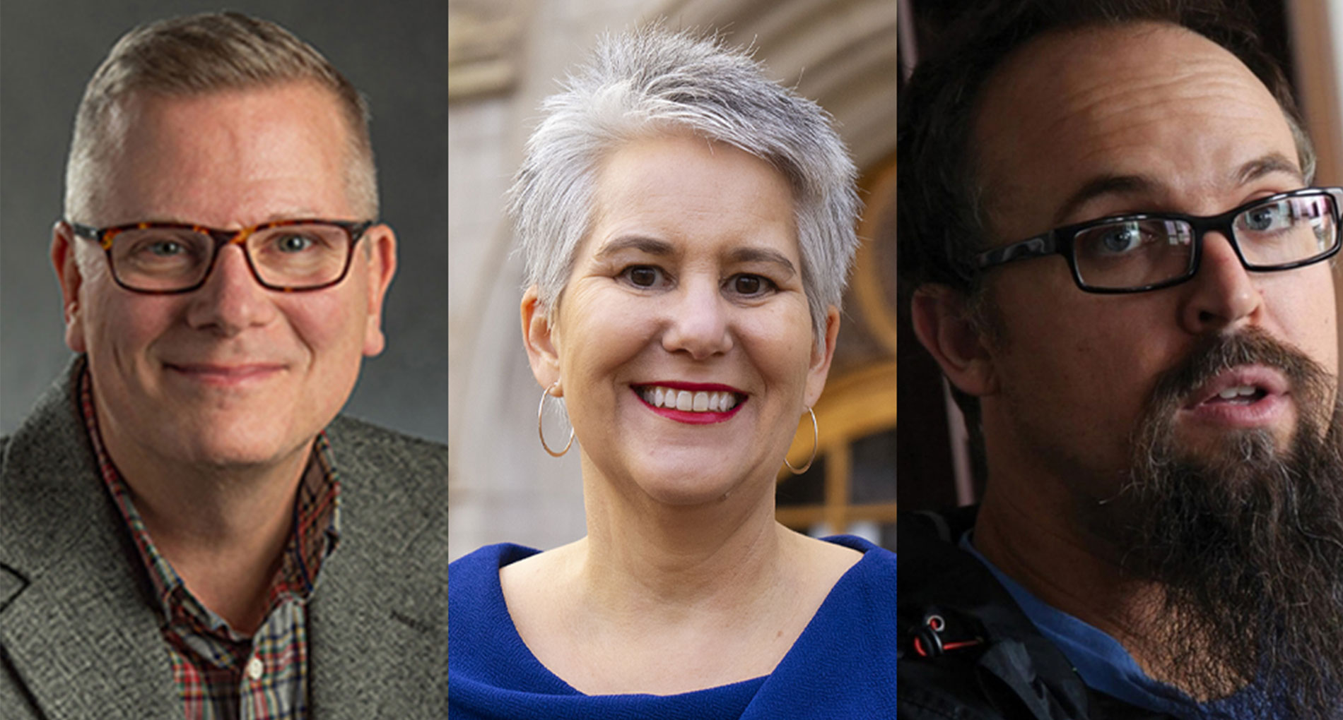 Three Faculty Members to Receive All-University Awards