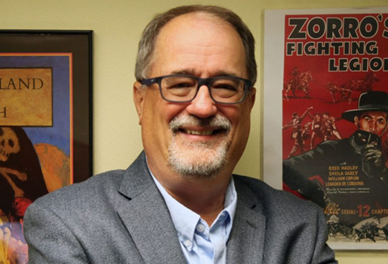 Professor Receives National Eminent Scholar Award