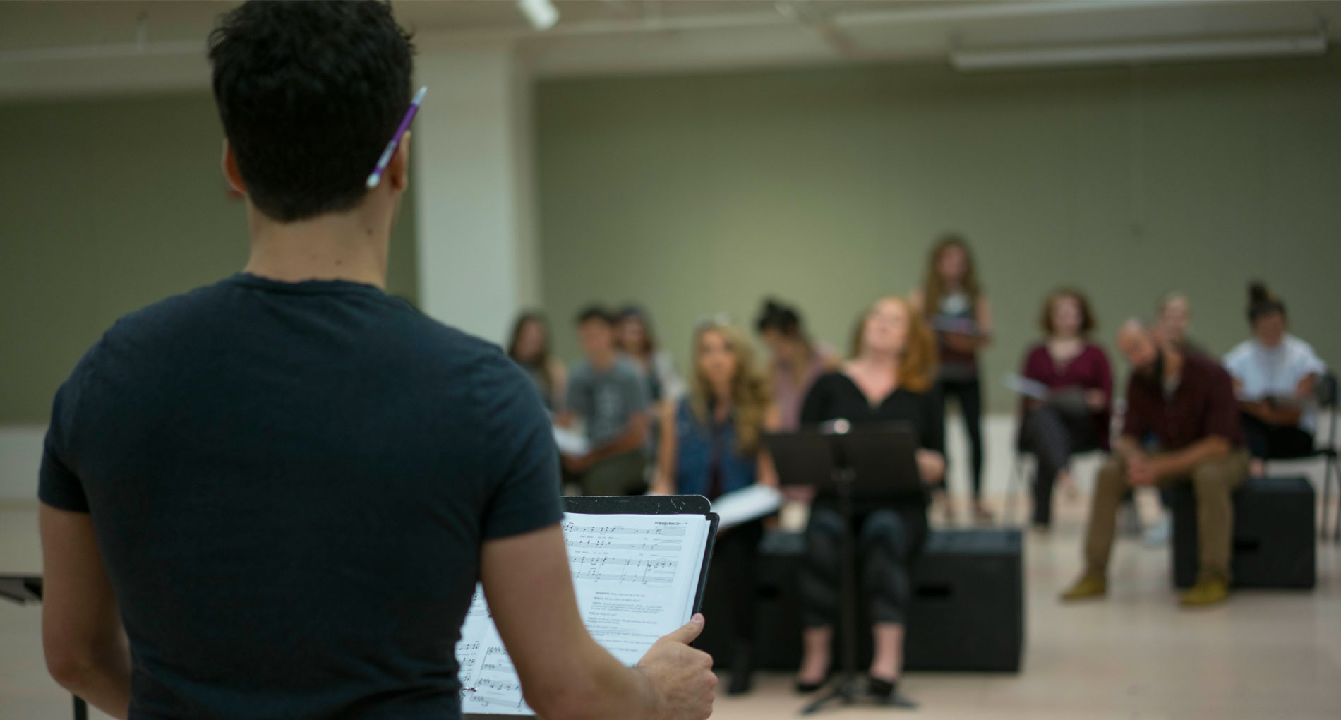 Students and Broadway Professionals Collaborate on New Musical