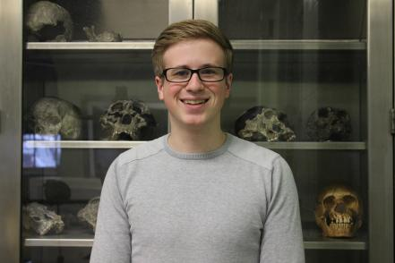 College of Arts & Letters Student Awarded the Beinecke Scholarship