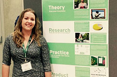 Doctoral Student Wins International Research Title with Language App