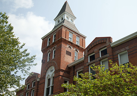 College Welcomes Five New Staff Members