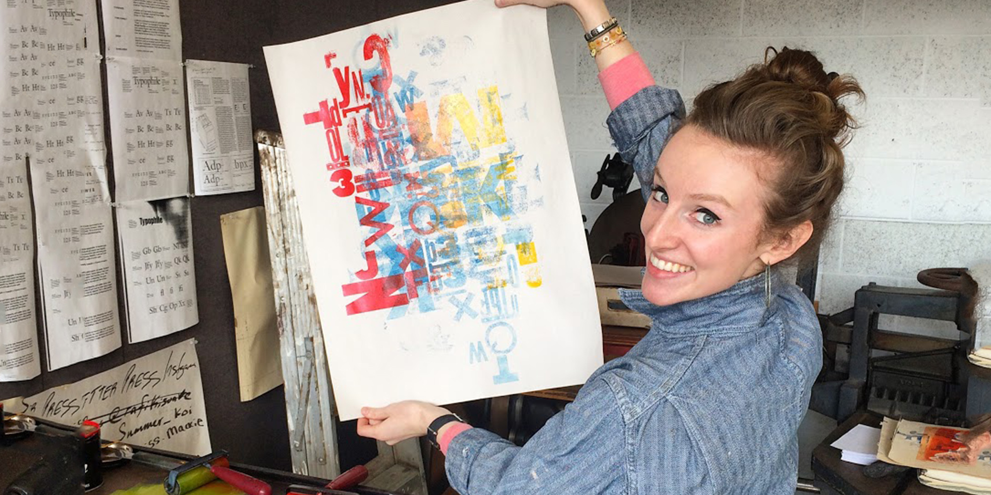Finding Her Passion Within the College of Arts & Letters