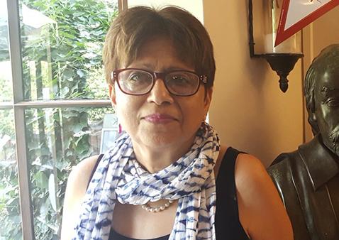 Singh Named Visiting Fellow at Oxford University