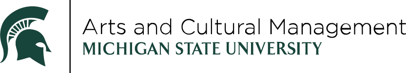 logo for Arts and Cultural Management