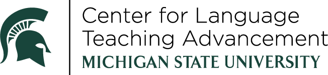 logo for Center for Language Teaching Advancement