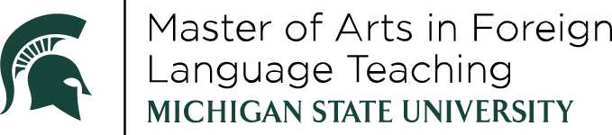 logo for Master of Arts in Foreign Language Teaching