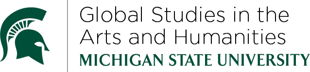 logo for Global Studies in the Arts and Humanities