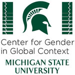 logo: Center for Gender in Global Context Michigan State University