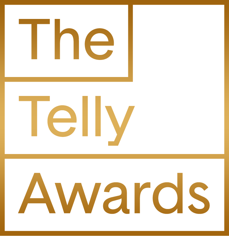 """icon for bronze """"The Telly Awards"""" badge"""
