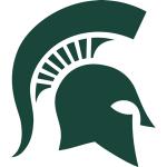 MSU spartan helmet logo