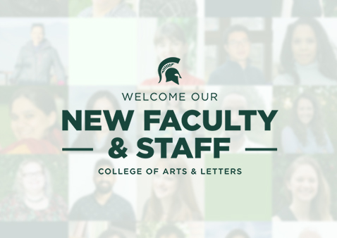College Welcomes New Faculty and Staff