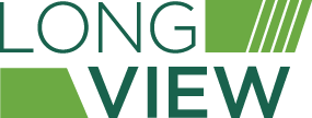 "graphic that reads ""Long view"""