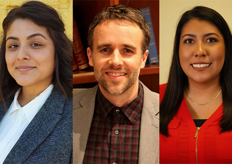 English Professor and Graduate Students to Present Keynote Panel