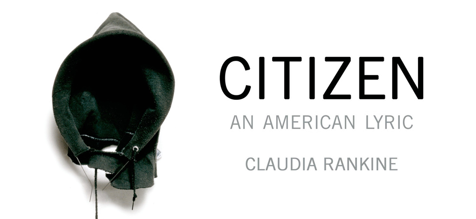 the book cover for Citizen an American Lyric
