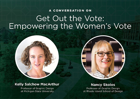Get Out the Vote: Empowering the Women's Vote