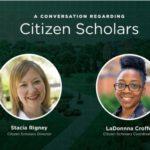 A Conversation Regarding Citizen Scholars