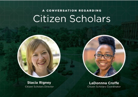 A Conversation Regarding Citizen Scholars