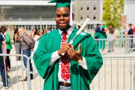 Professional Writing Alum Creates Nonprofit to Support Black Students
